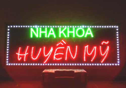 Led điện tử TP VInh, Nghệ An Hà Tĩnh