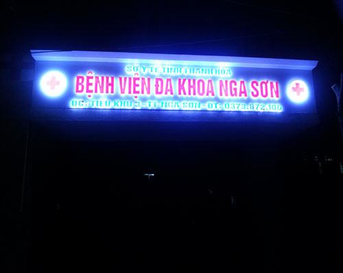 led Điện tử giá rẻ TP Vinh Nghệ An Hà Tĩnh